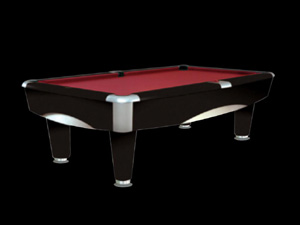 Meja Billiard Oriley's Metro – 6Feet, 7Feet, 8Feet, 9Feet